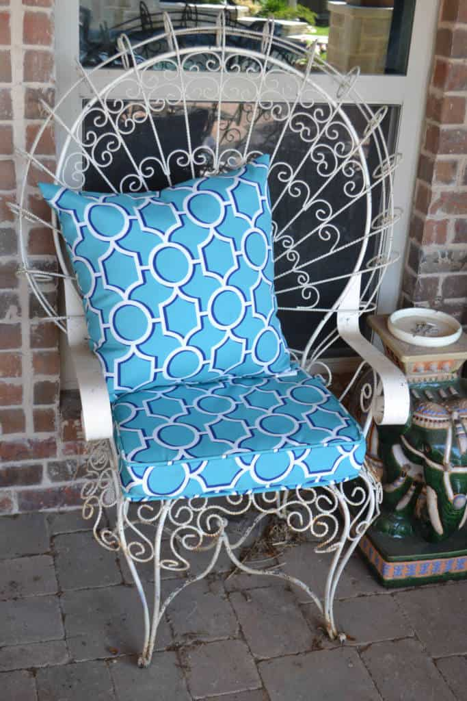 outdoor designer cushions from at home stores