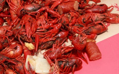 How to throw a Louisiana-style Crawfish Boil