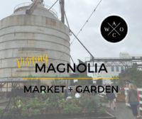 Road-tripping to Fixer Upper's Magnolia Market in Waco