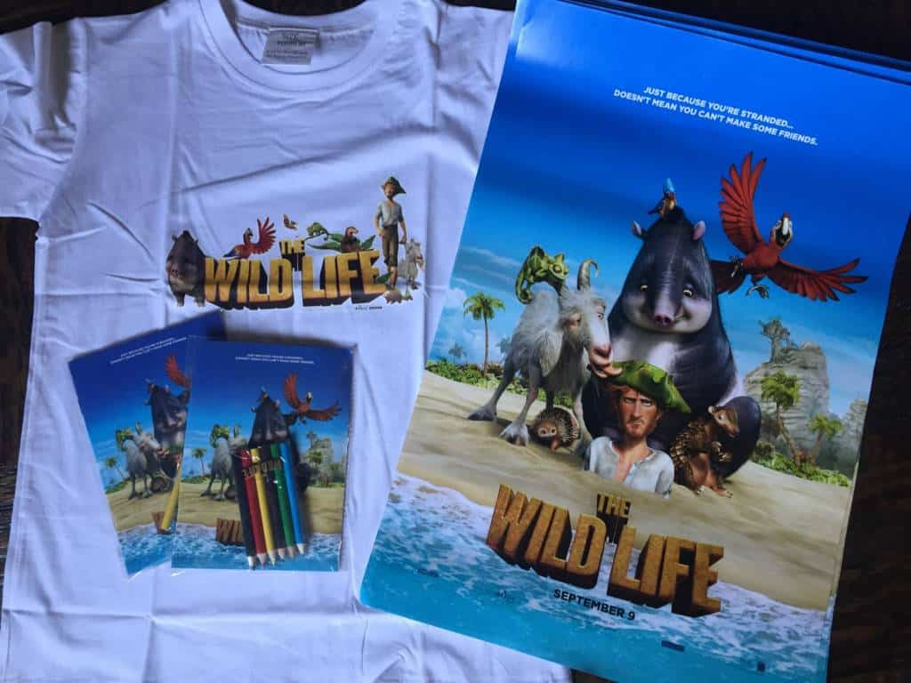 the wild side prize pack