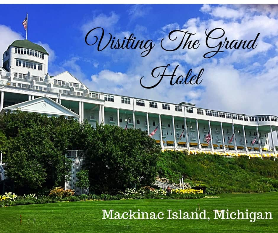 Visiting The Grand Hotel