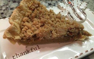 Pumpkin Pie – three ways