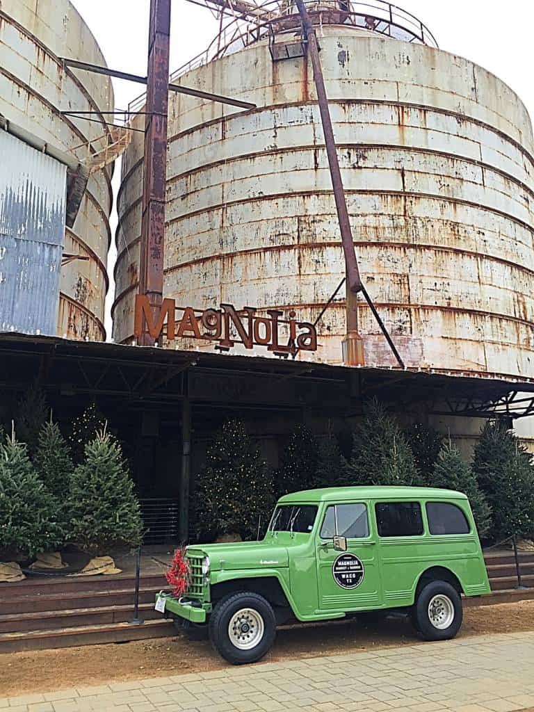 Christmas at the Silos