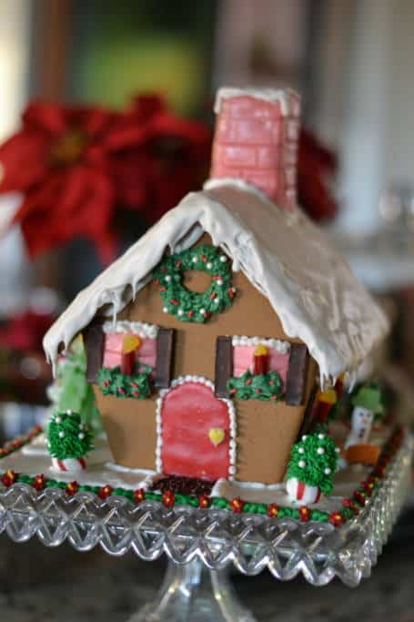 reliant gingerbread house challenge