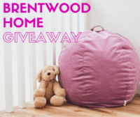 A little pillow talk with Brentwood Home (Giveaway!)