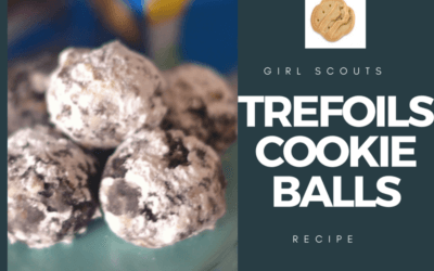 Girl Scout Trefoil Cookie Balls Recipe