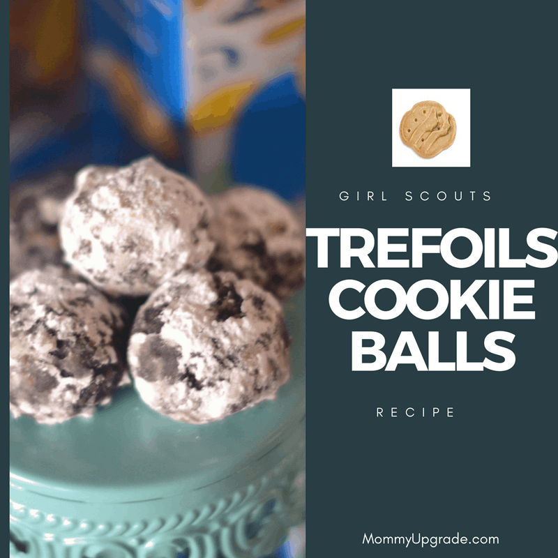 trefoils cookie ball recipe