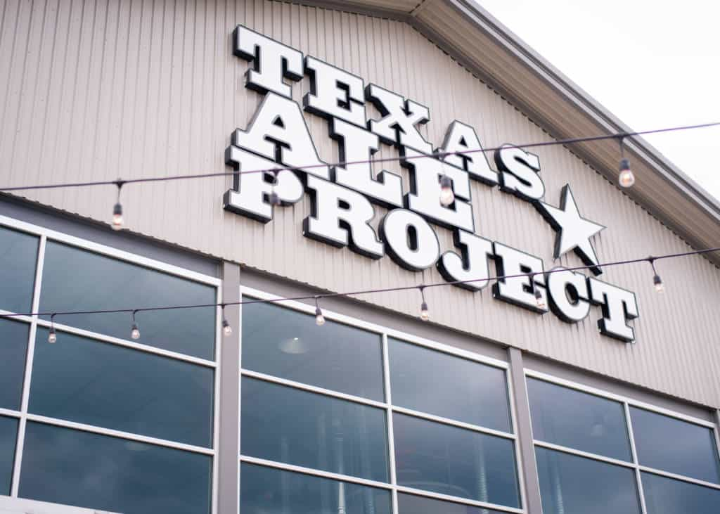 Texas Ale Project Dallas brewery