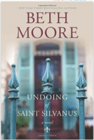 Review of Beth Moore's The Undoing of Saint Silvanus