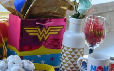 Mother's Day Wonder Woman Breakfast