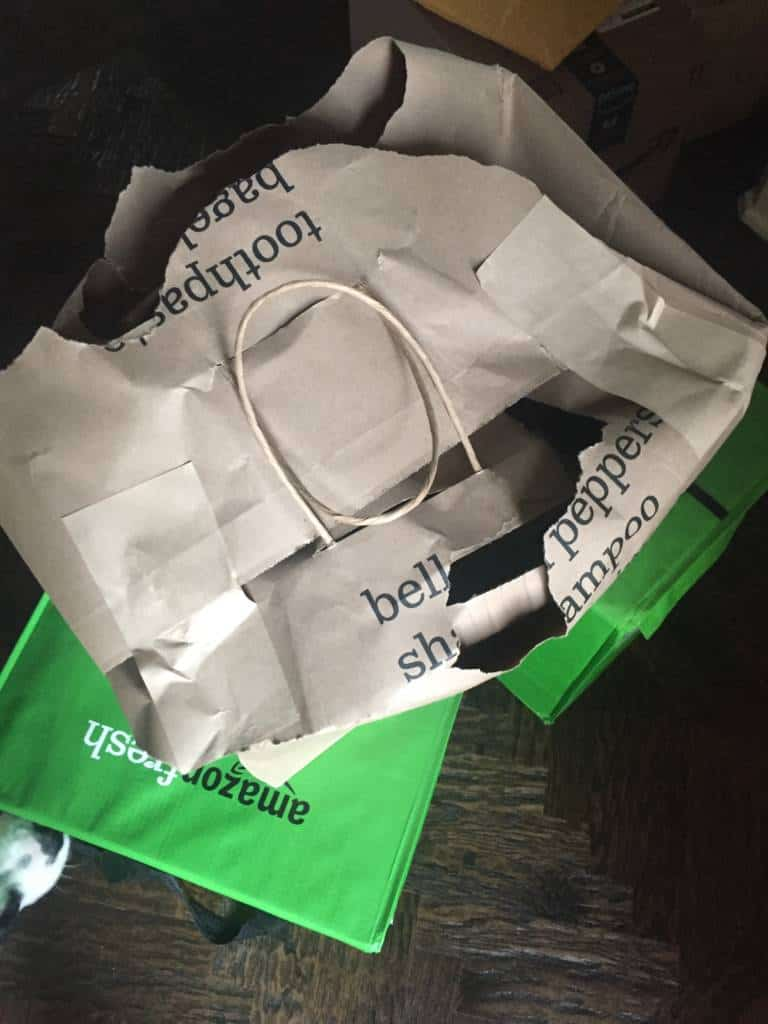 amazon fresh delivery cold packs