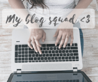My Blog Squad – favorite DFW Bloggers