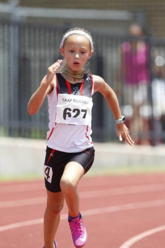 How my daughter running track changed my life