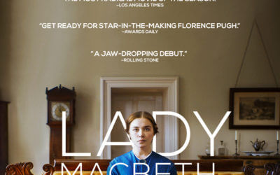 New film Lady Macbeth – she's no lady!