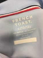 We love French Toast school uniforms!