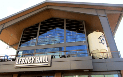 Plano's Legacy Hall Opens!