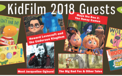 Dallas hosts USA Film Festival's KidFilm Family Festival