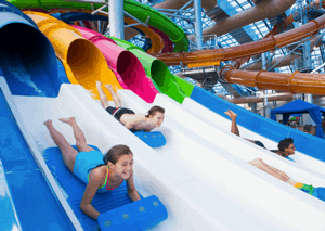family activities in DFW: Epic Waters Water Park