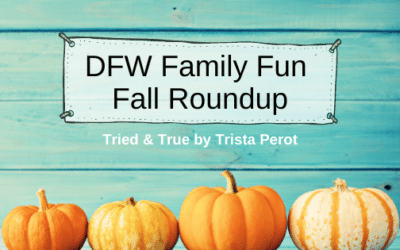 DFW Family Fun Fall Roundup