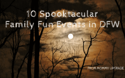 10 Spooktacular Family Fun Events in DFW