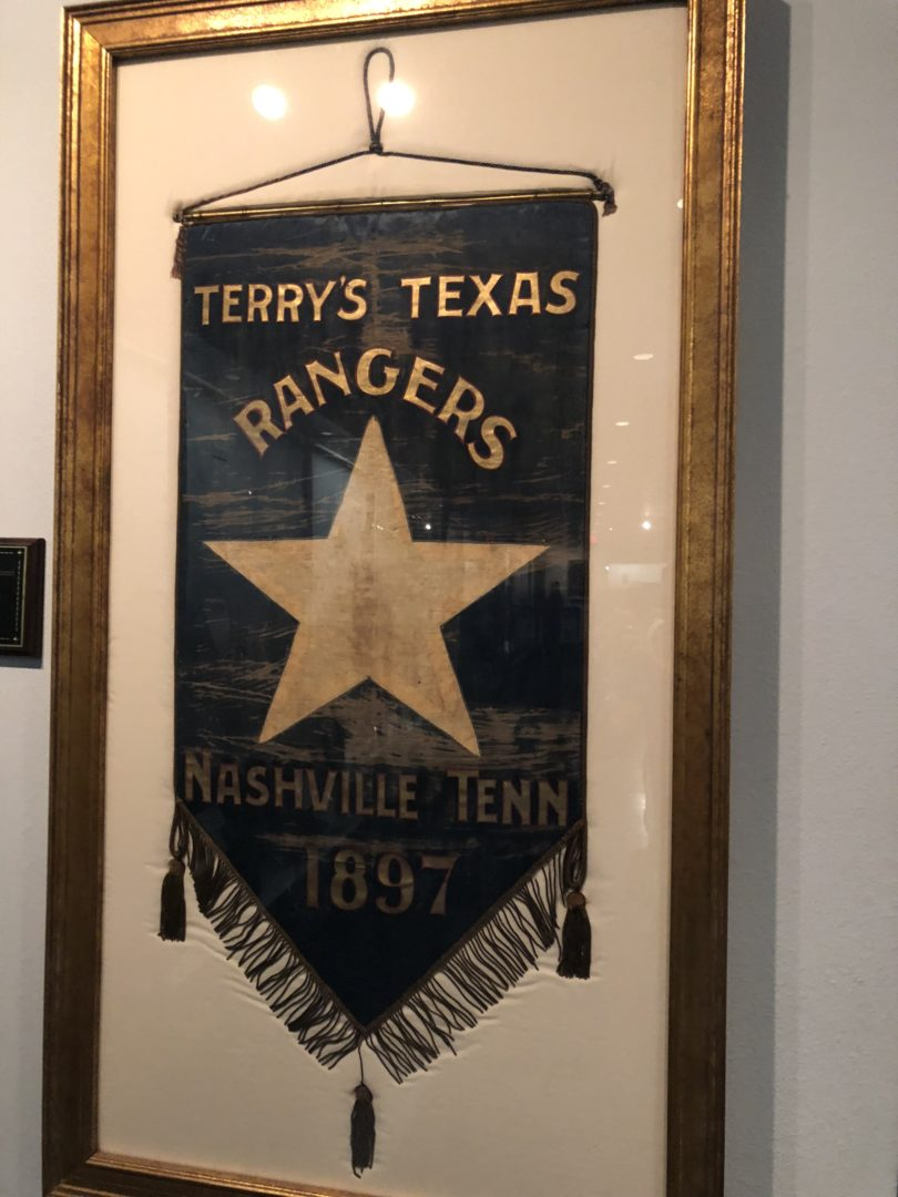 Texas Civil War Museum Terrys Texas rangers