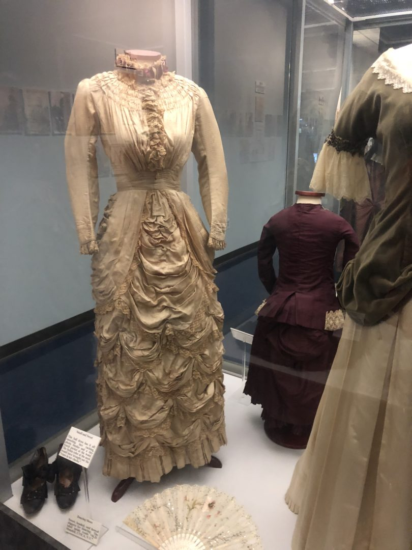 Texas Civil War Museum victorian dresses