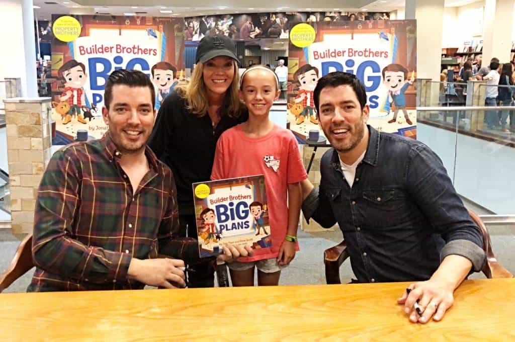 property brothers book signing