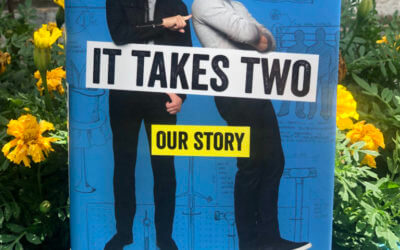 "Book Review: The Property Brothers' ""It Takes Two: Our Story"""