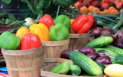 A Round-up of North Texas Farmers Markets