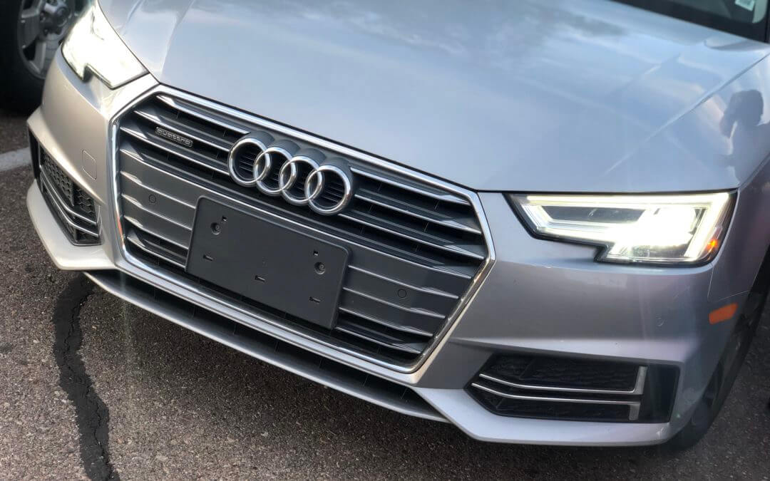 Silvercar by Audi Review – Luxury car rental experience