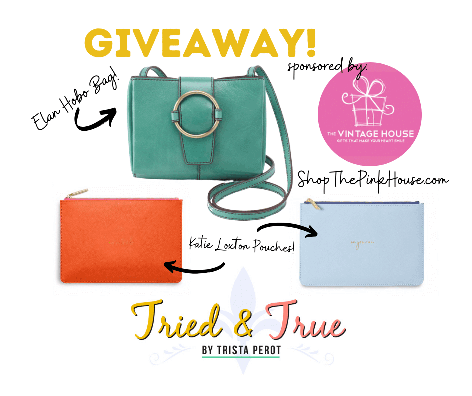 website relaunch beautiful bags giveaway