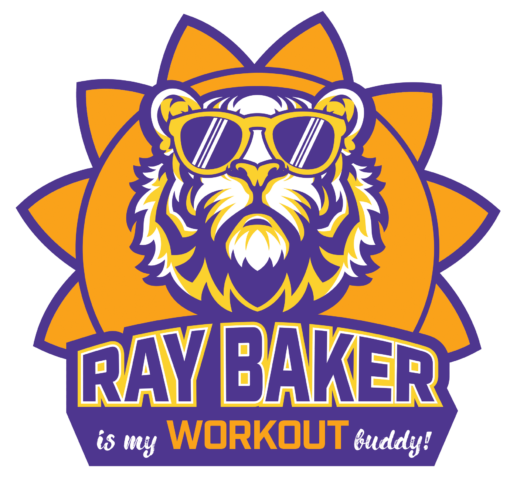 Coach O Ray baker sticker