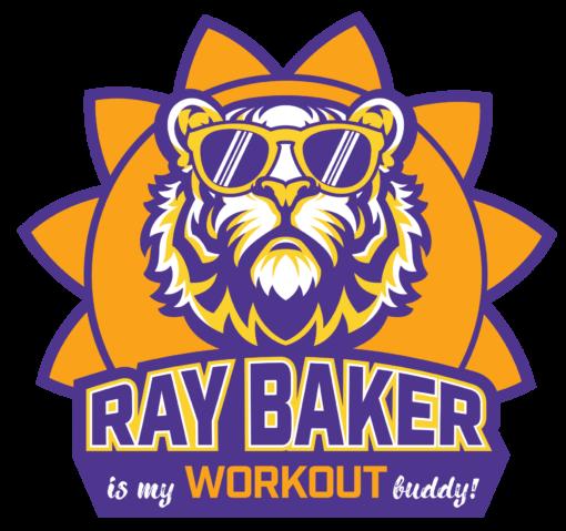 Coach O Ray baker sticker