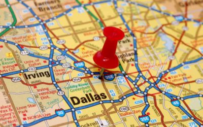 Self-guided art and architecture tour of DFW