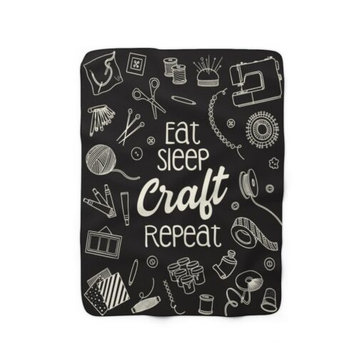 Eat, Sleep, Craft, Repeat