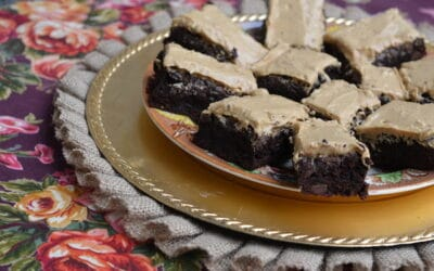 PBFit Recipe and Review – Halfway-Homemade Peanut Butter Fudge Brownies
