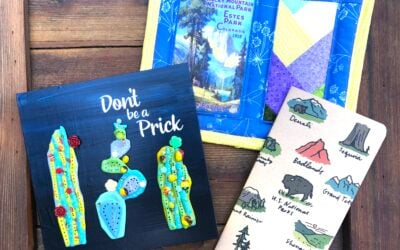 National Park Inspired Crafts (Part One)