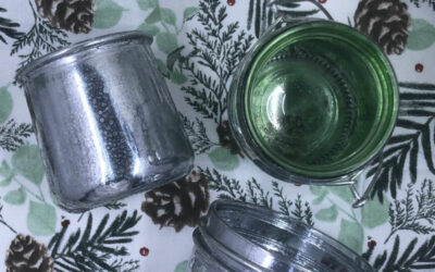 Make Your Own Mercury Glass!